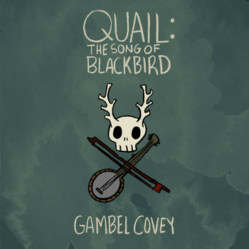 The Song of Blackbird EP cover art