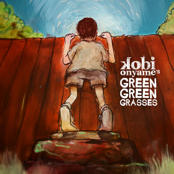 Green Green Grasses cover art