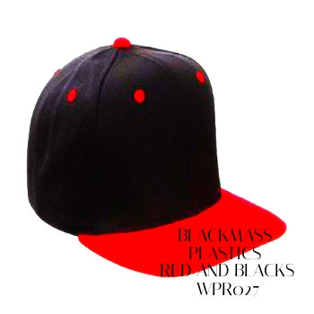Red and Blacks  WPR027 cover art