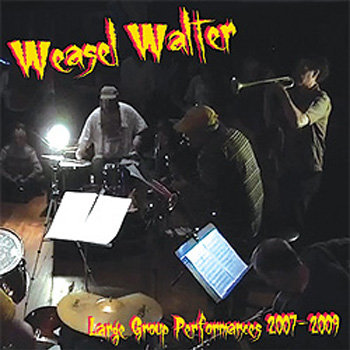 Large Group Performances 2007-2009 cover art