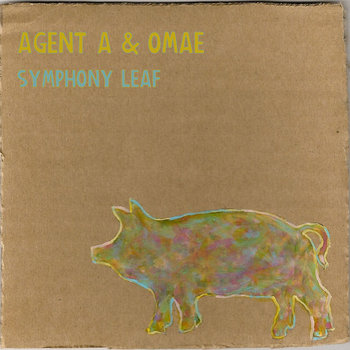 Symphony Leaf cover art