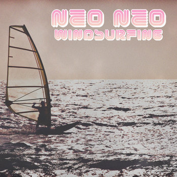 Windsurfing e.p cover art
