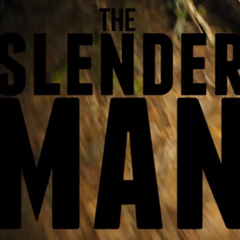 The Slender Man cover art