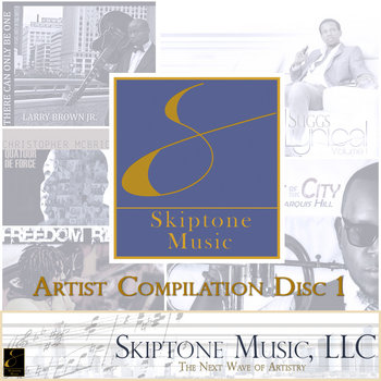 Skiptone Music Compilation Disc 1 cover art