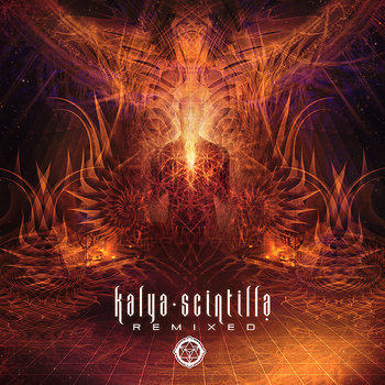 Kalya Scintilla - Remixed cover art