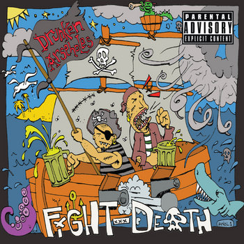 Fight Death cover art