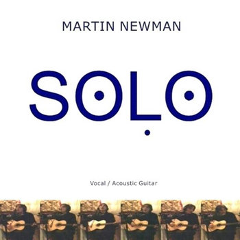 SOLO e.p. cover art