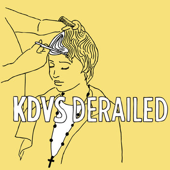 KDVS Derailed cover art