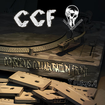 CCF MIXTAPE VOLUME 1 cover art
