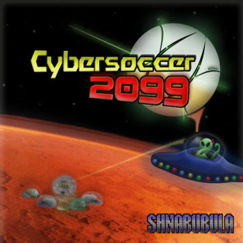 Cybersoccer 2099 cover art