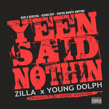 Yeen Said Nothing (Single) cover art