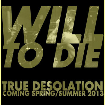 True Desolation cover art