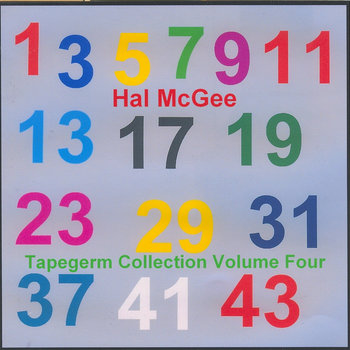 Tapegerm Collection Vol. 4 cover art