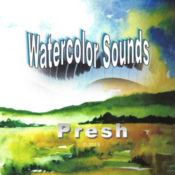 Watercolor Sounds cover art
