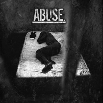 "HYG009: ABUSE - A NEW LOW 7"" cover art"