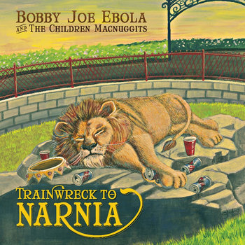 Trainwreck To Narnia cover art