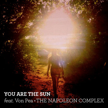 You are the sun feat. Von Pea cover art