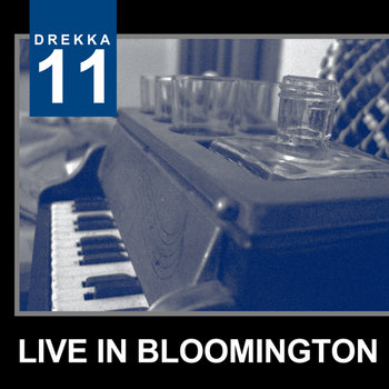 20111112 : LIVE IN BLOOMINGTON cover art