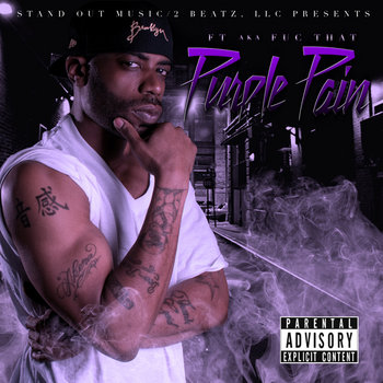 Purple Pain cover art