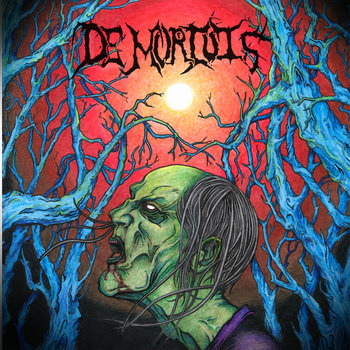 De Mortuis cover art