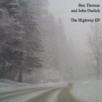 The Highway EP cover art