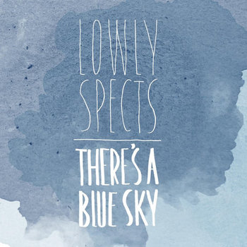 There's a Blue Sky - Single cover art