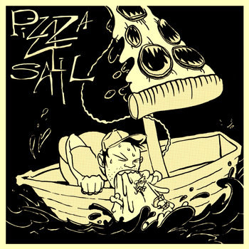 Pizza 4 Sail cover art