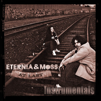 At Last (Instrumentals) cover art