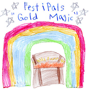 Gold Magic cover art