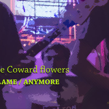 Blame b/w Anymore cover art