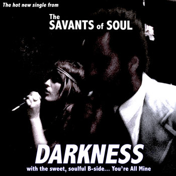 Darkness (Digital 45) cover art