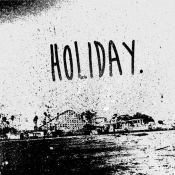 Holiday EP cover art