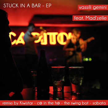 Stuck in a bar - EP cover art