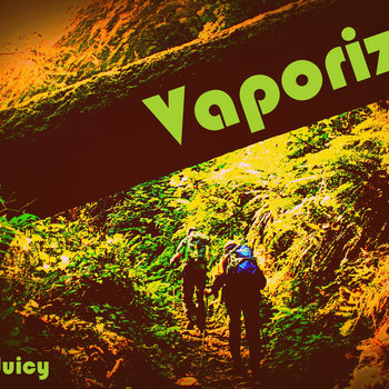 Vaporize cover art