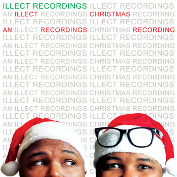 An Illect Recordings Christmas Recording cover art