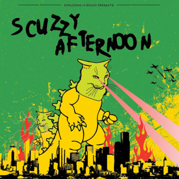 SCUZZY AFTERNOON cover art