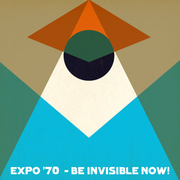 Split with Be Invisible Now! cover art
