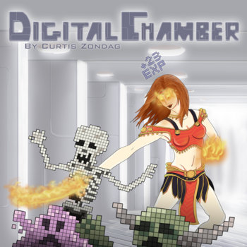 Digital Chamber cover art