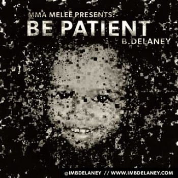 """Be Patient"" cover art"