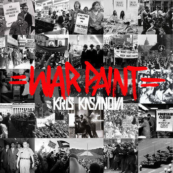 =War Paint= cover art