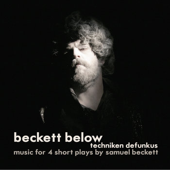 Beckett Below cover art
