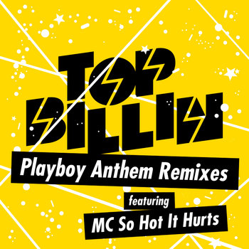 Playboy Anthem Remixes cover art