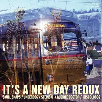 It's A New Day Redux cover art