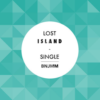 LOST ISLAND - Single cover art