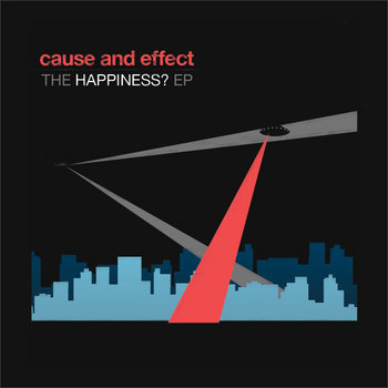 THE HAPPINESS? EP cover art