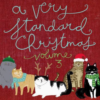 A Very Standard Christmas, Vol 3 cover art
