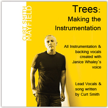 The Making of Trees (collab. w/ Curt Smith) cover art