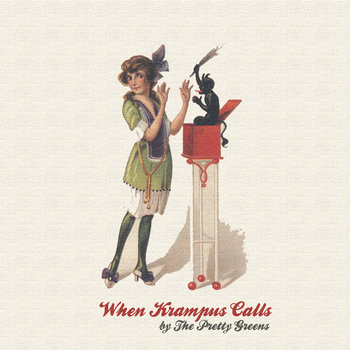 When Krampus Calls (single) cover art