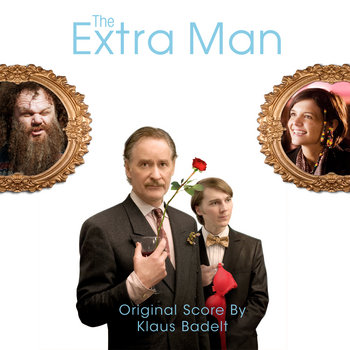 The Extra Man (Original Score) cover art