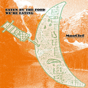 Eaten by the food we're eating cover art